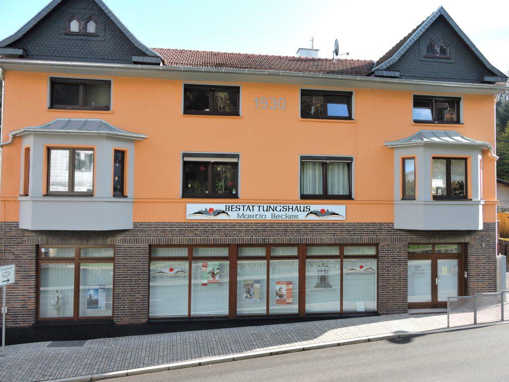 Bestattungshaus Martin Becker in Ruhla
